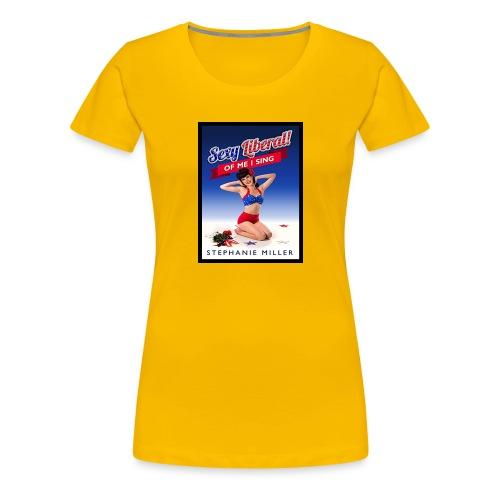 Stephanie Politics - Vrouwen Premium T-shirt