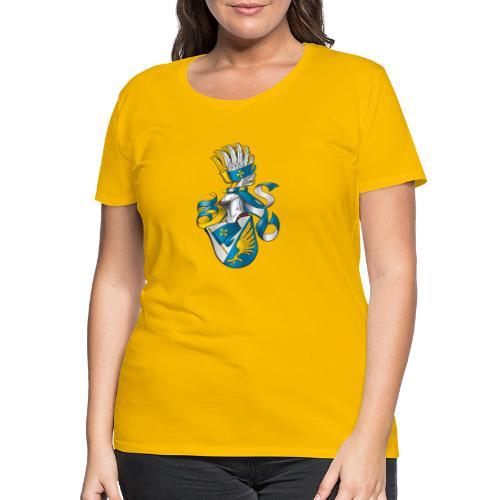 Fahning - Frauen Premium T-Shirt