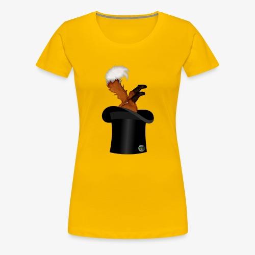 Mikkel Rev - Premium T-skjorte for kvinner