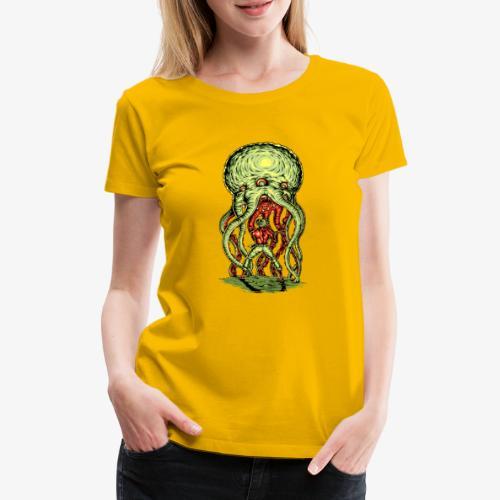 Attaque extraterrestre - T-shirt Premium Femme