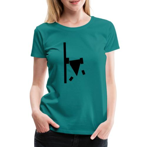 Montreal Champions Wall - Women's Premium T-Shirt