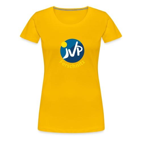 JVP Logo 1 Rund - Frauen Premium T-Shirt