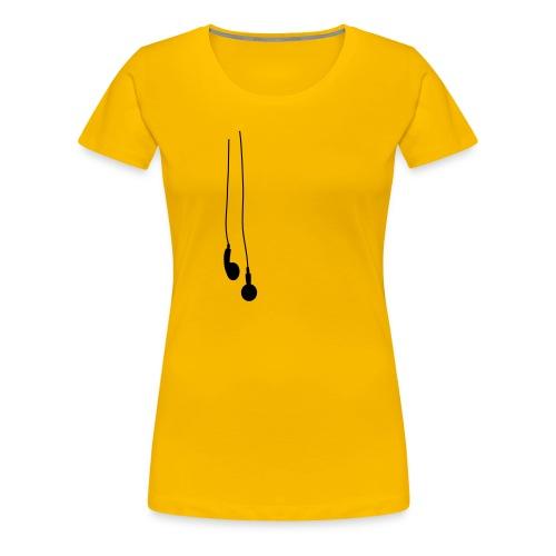 Phoney II - Frauen Premium T-Shirt