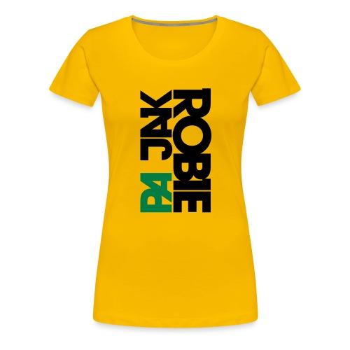 pa jak robie - Koszulka damska Premium