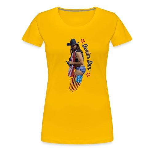 Sex appeal - Premium-T-shirt dam