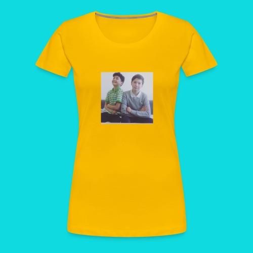 Yakonic T-shirt - Dame premium T-shirt