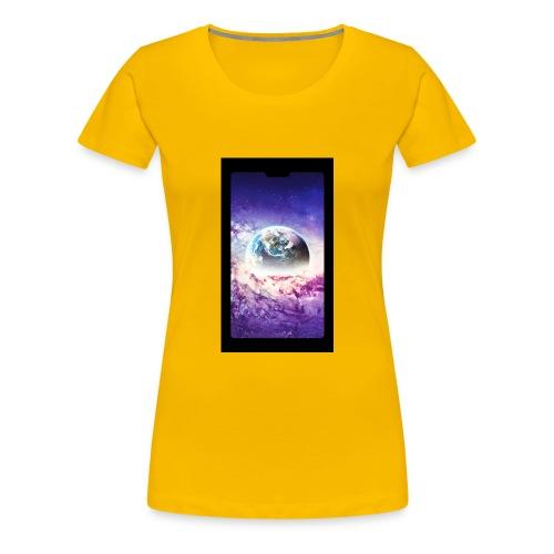 Univers - T-shirt Premium Femme