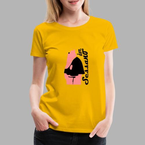 sessano 03 - Maglietta Premium da donna