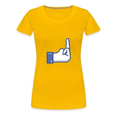 FuckEmoji - T-shirt Premium Femme