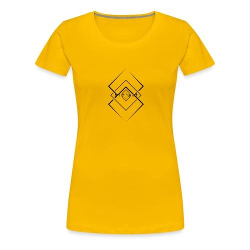 Izanami Minimal White - Frauen Premium T-Shirt