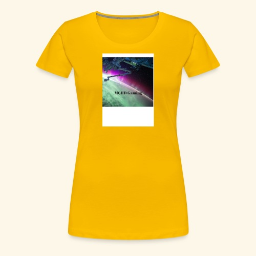 MCHD Gaming - Women's Premium T-Shirt
