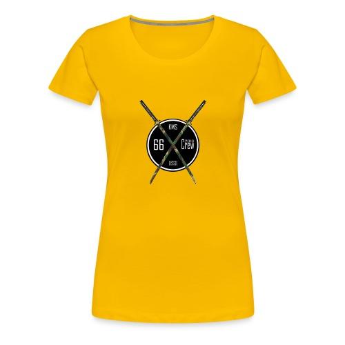KMS/66Crew 2016 - Frauen Premium T-Shirt