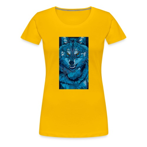 6b679602db23548b8be174eb7aa53ed8 - Frauen Premium T-Shirt
