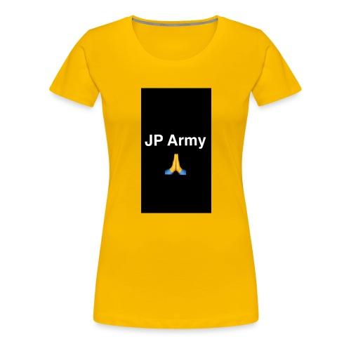 Jp Army - Frauen Premium T-Shirt