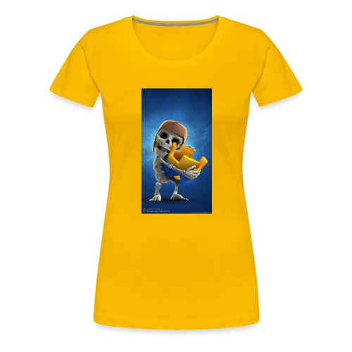 TheClashGamer t-shirt - Frauen Premium T-Shirt