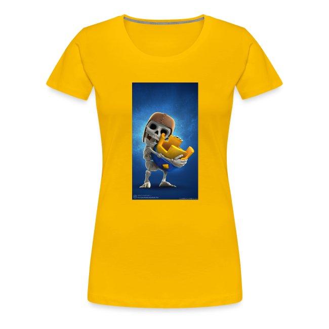 TheClashGamer t-shirt