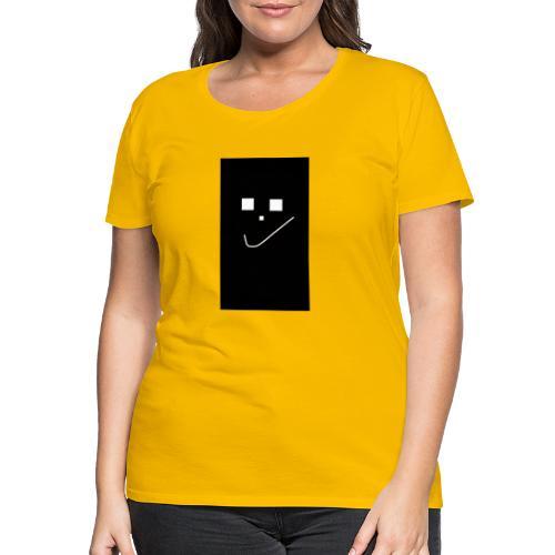 Smile :) - Frauen Premium T-Shirt
