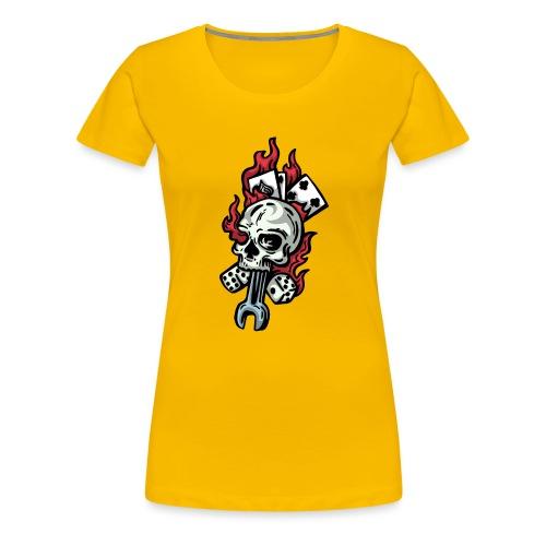 garage old school - T-shirt Premium Femme