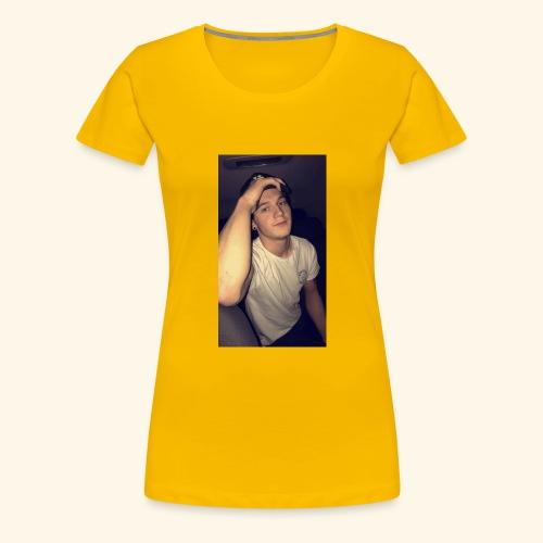 hansi - Premium T-skjorte for kvinner