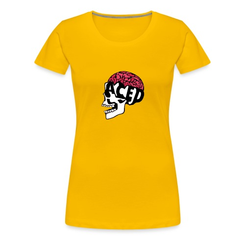 ACED clan - Women's Premium T-Shirt