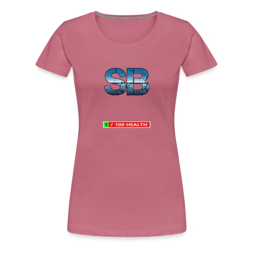 Health Tee Oh Shiiet! - Dame premium T-shirt