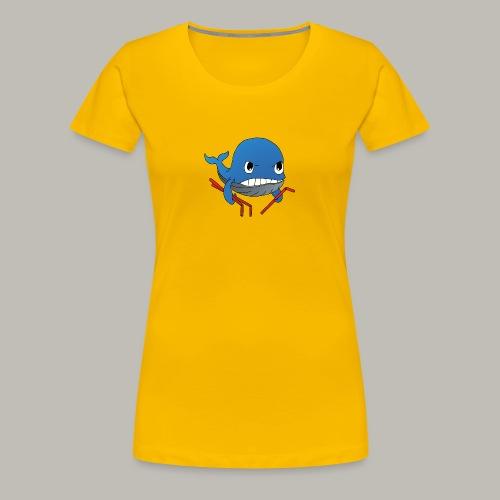 Whaly color - T-shirt Premium Femme