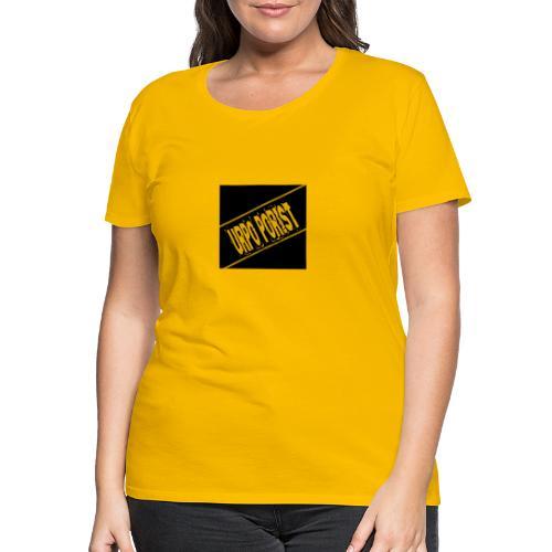 Urpo Porist - Naisten premium t-paita