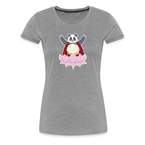 Panda Rhei - Vrouwen Premium T-shirt