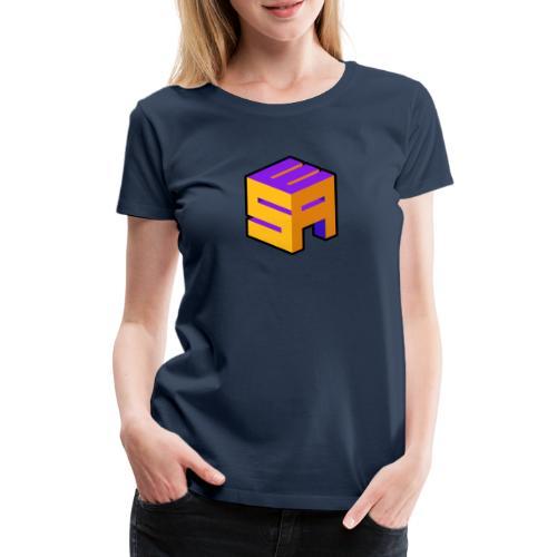 ESA Cube - Women's Premium T-Shirt