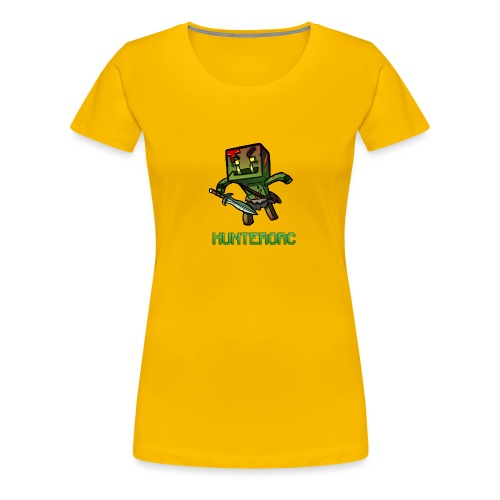 logo2 png - T-shirt Premium Femme