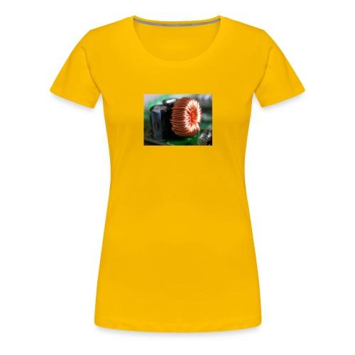 technics q c 640 480 8 - Women's Premium T-Shirt