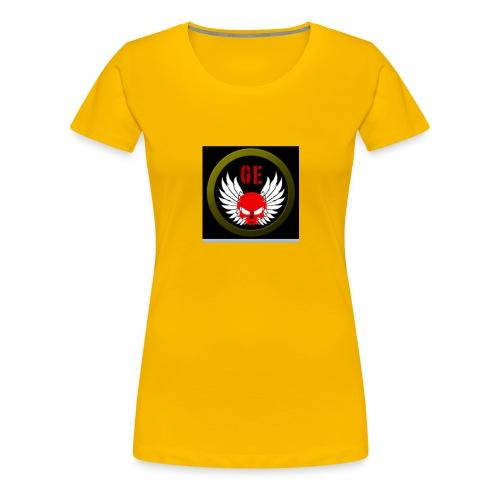 GERMAN EAGLES MW3 BOII - Frauen Premium T-Shirt
