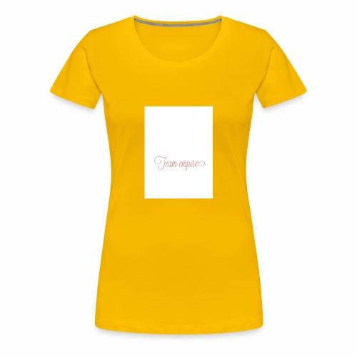 Team empire - Women's Premium T-Shirt