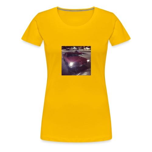 Raggare - Premium-T-shirt dam