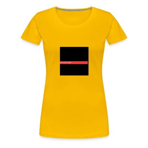 test allo test - T-shirt Premium Femme