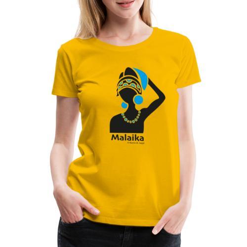 Malaika - Afrika Frau - Frauen Premium T-Shirt