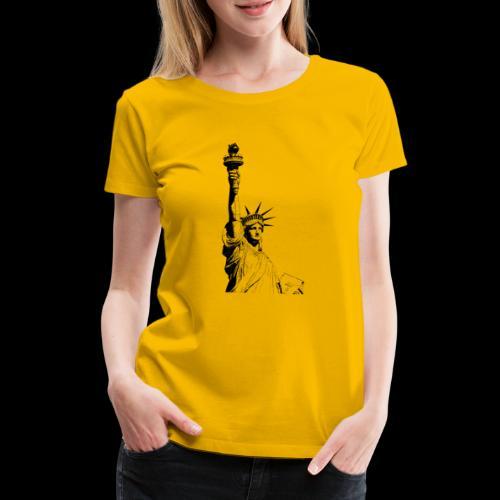 Freedom - Frauen Premium T-Shirt