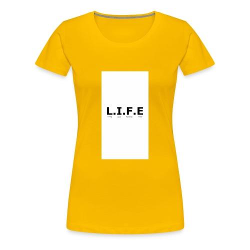 Tops - Women's Premium T-Shirt