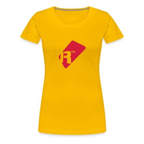 Renoise Tag - Women's Premium T-Shirt