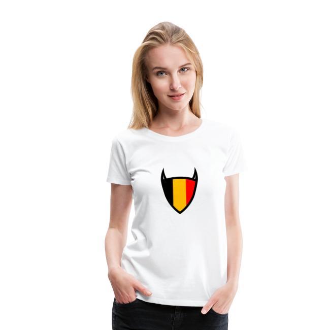 Diable du bouclier national belge