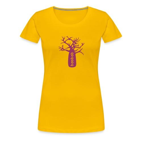 baobab T-Shirt [Women] - Frauen Premium T-Shirt