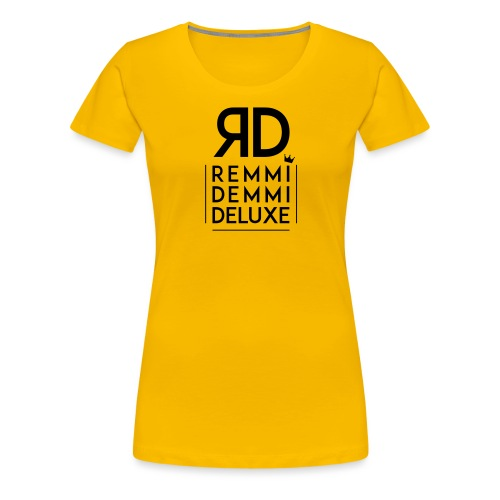 remmidemmi02 - Frauen Premium T-Shirt