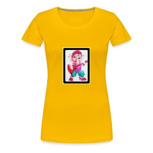 IMG 20161109 231707 732 - Women's Premium T-Shirt