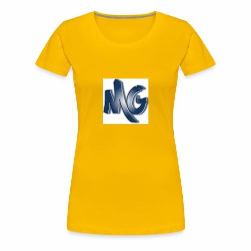 MasterGamer - T-shirt Premium Femme