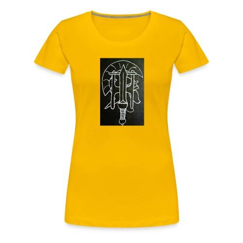 RÖMERSHIRT - Frauen Premium T-Shirt