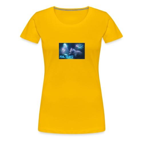 SLAYZ Clothing - Women's Premium T-Shirt