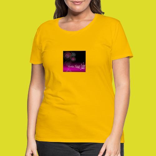 Neues Jahr - Frauen Premium T-Shirt