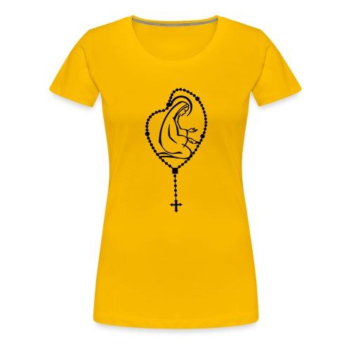 virgen 01 - Camiseta premium mujer