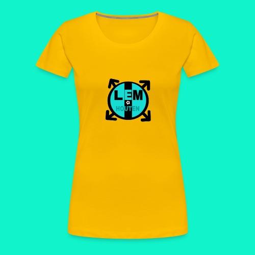 lol - Vrouwen Premium T-shirt