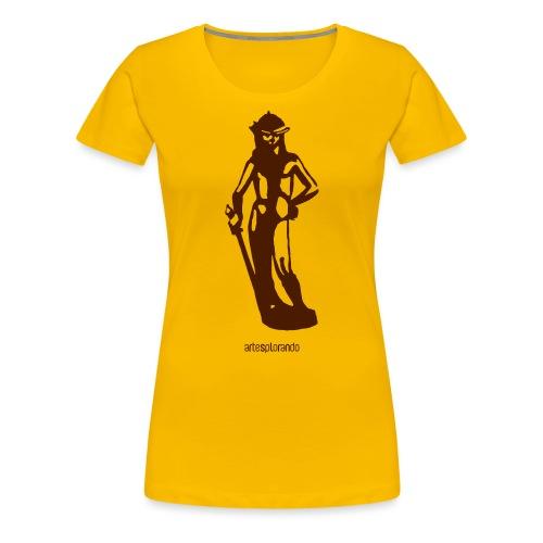 Donatello, David - Maglietta Premium da donna
